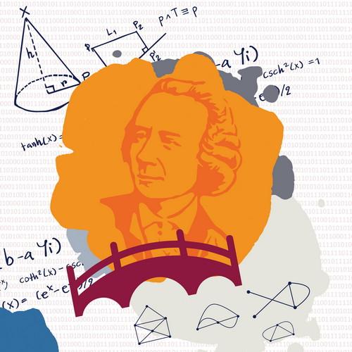 Leonhard Euler: Über sieben Brücken sollst du geh'n!
