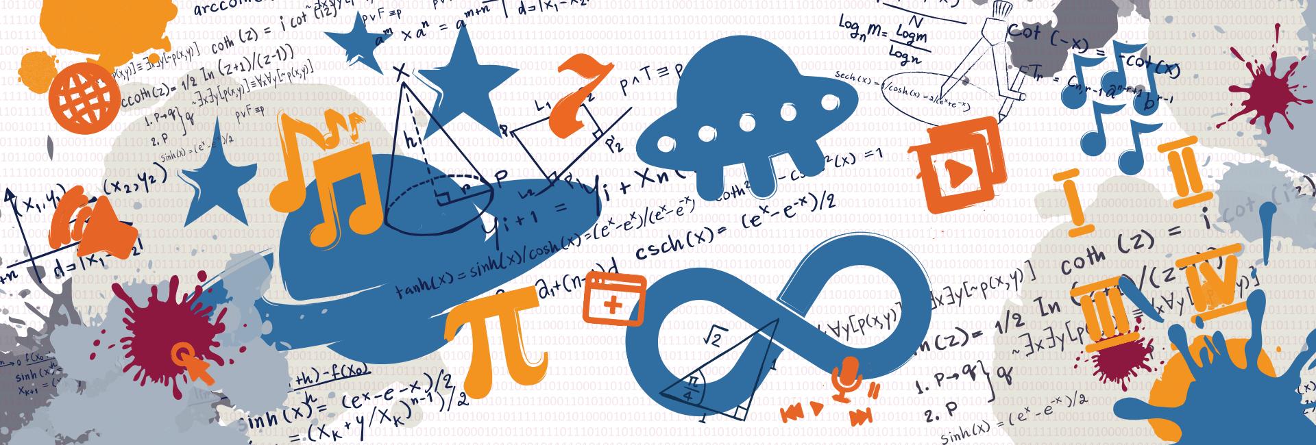 Zum Mathe-Kosmos
